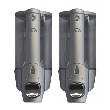 Double Soap Dispenser FOX  ZYQ 138 S