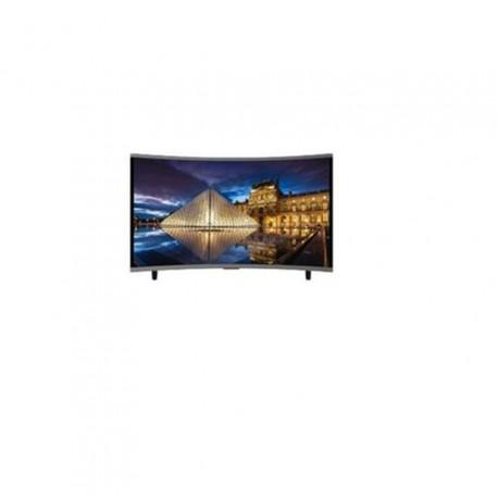 """Телевизор 43"""" DLED ELITE CLED-43300FHD, Извит"""