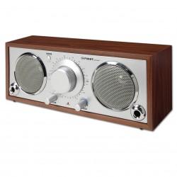 Преносимо радио AM/FM/AUX IN два говорителя First Austria  FA-1907-1