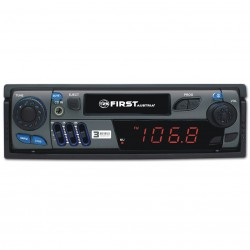 AM/FM AUTO-REVERSE CAR RADIO FA-4033-2 FIRST AUSTRIA