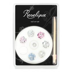 Комплект за декорация на нокти REVELIQUE
